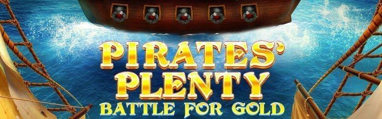 Pirates' Plenty Battle for Gold Slot