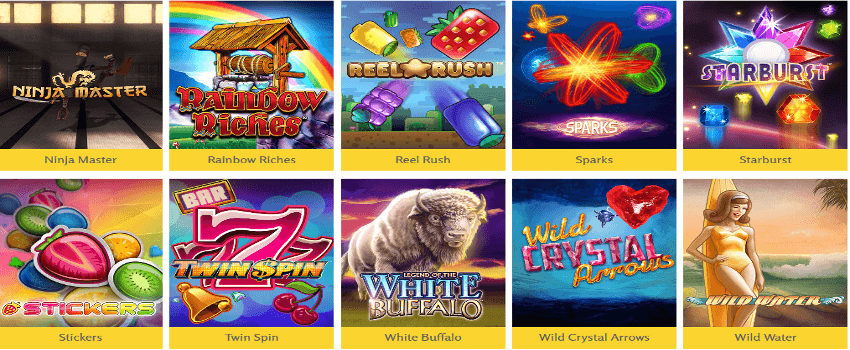 LuckyMe Slots Casino