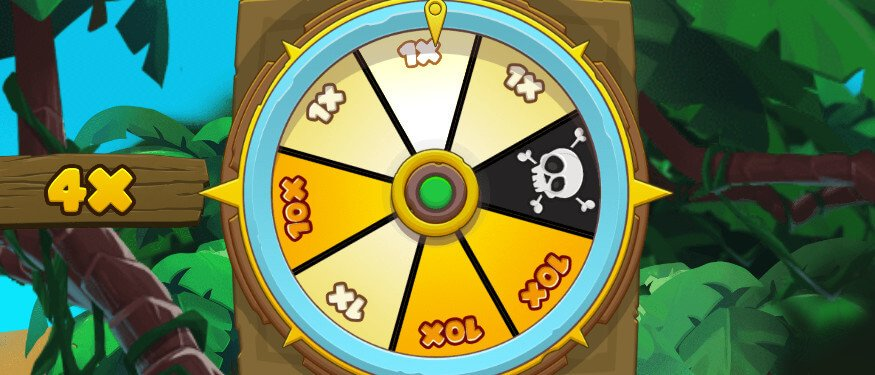 Cash Compass Hacksaw Gaming