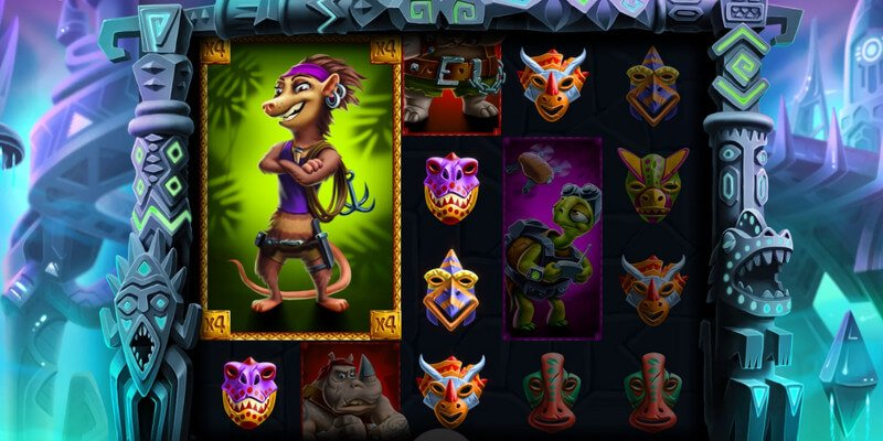 Animal Quest Slot