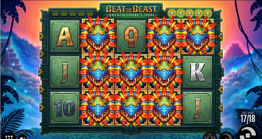 Beat the Beast: Quetzalcoatl's Trial