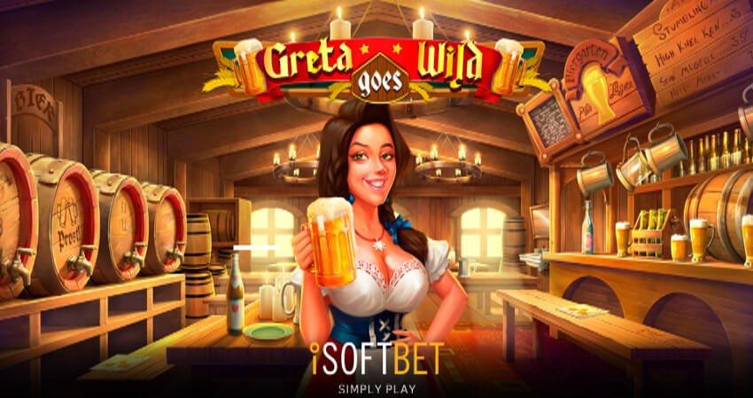 Greta Goes Wild Slot