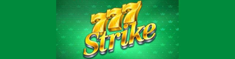777 Strike Slot Online