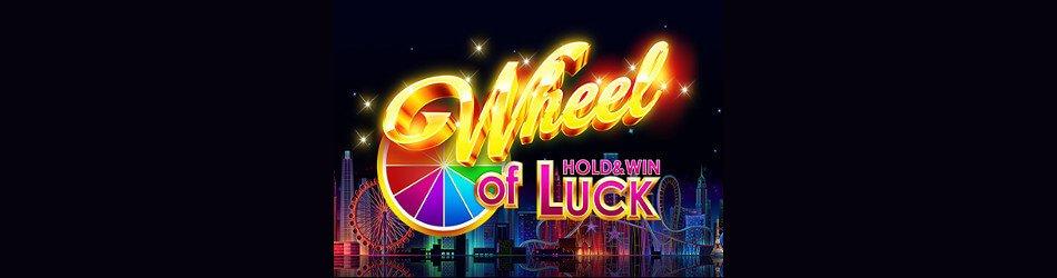 Wheel of Luck Hold & Win Slot