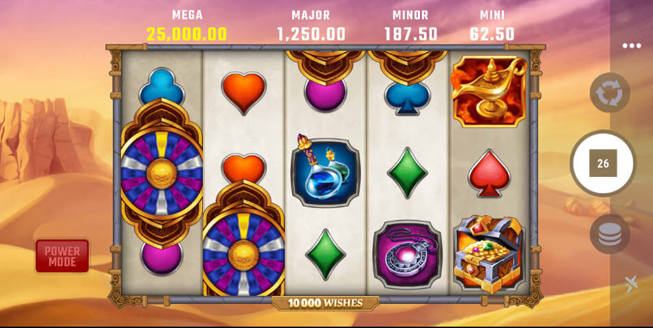 10000 Wishes Slot
