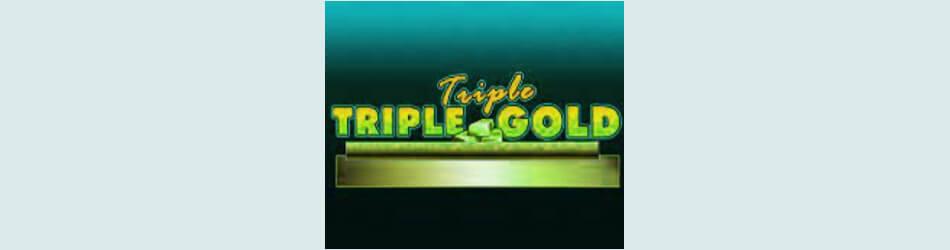 Triple Triple Gold Slot